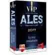 2017 ALES VIP Konu Anlatımı Yargı Yayınları