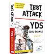 YDS Test Attack Soru Bankası İrem Yayınları