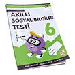 6. Sınıf Akıllı Sosyal Bilgiler Testi Arı Yayınları