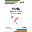 YGS Fizik Konu Anlatımlı Soru Bankası Birey Yayınları