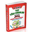 8. Sınıf VIP Tüm Dersler Konu Anlatımlı Editör Yayınevi