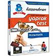 8. Sınıf TEOG Matematik Kazandıran Çek Kopar Yaprak Test Çanta Yayınları