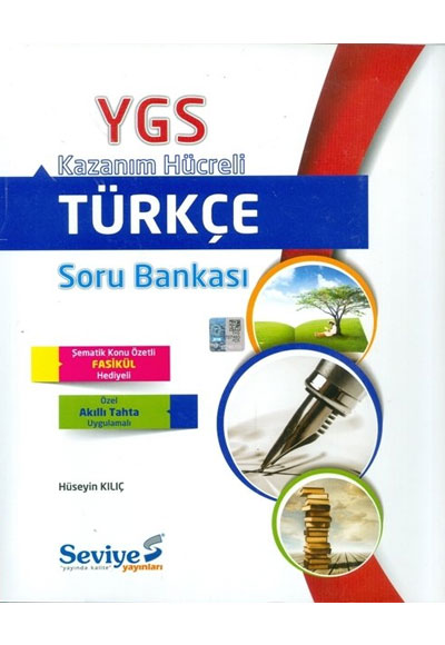 Ygs Türkçe Kazanım Hücreli Soru Bankası Seviye Yayınları 9786054644926