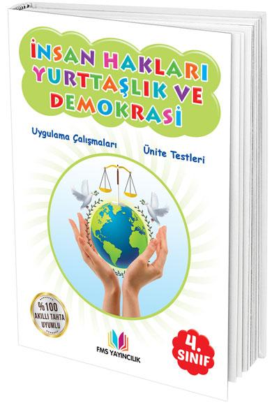 4 Sınıf Insan Hakları Yurttaşlık Ve Demokrasi Fms Yayıncılık