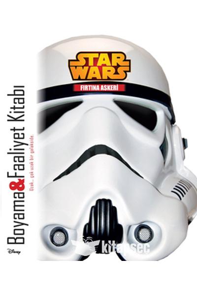 Disney Starwars Firtina Askeri Boyama Ve Faaliyet Kitabi Dogan