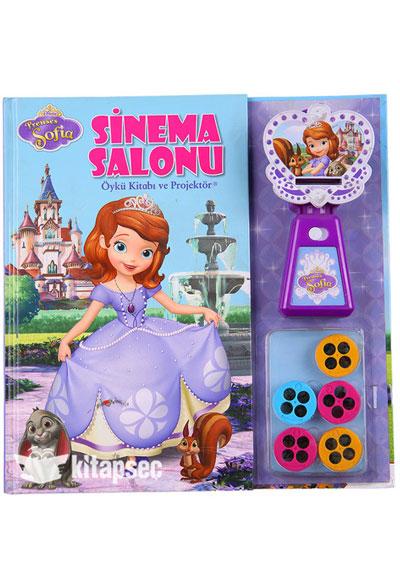 Disney Prenses Sofia Sinema Salonu Oyku Kitabi Ve Projektor Dogan