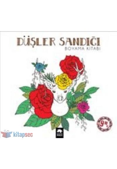Dusler Sandigi Boyama Kitabi Eksik Parca Yayinlari 9786059442299