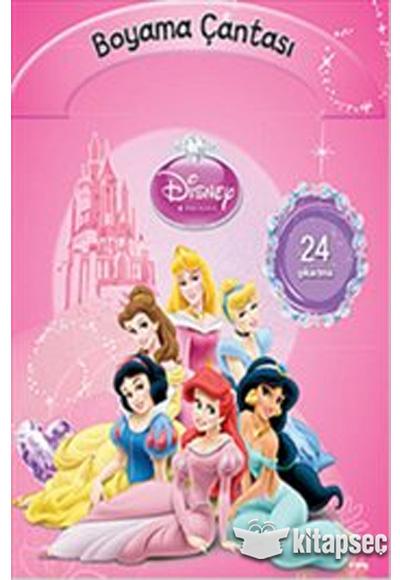 Disney Prenses Boyama Cantasi Dogan Egmont Yayincilik 9786051117249
