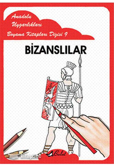 Anadolu Uygarlıkları Boyama Kitapları 9 Bulut Yayınları 9789752863637
