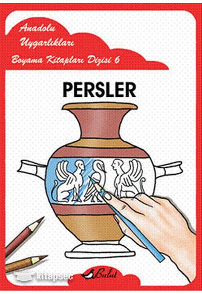 Anadolu Uygarlıkları Boyama Kitapları 6 Bulut Yayınları 9789752863606