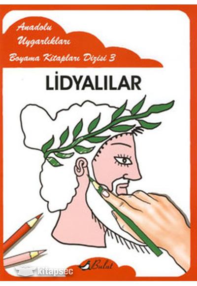 Anadolu Uygarlıkları Boyama Kitapları 3 Bulut Yayınları 9789752863569