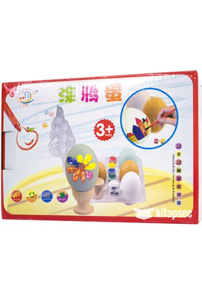 Yumurta Boyama 3 Yas Ve Ustu Toys 8880000000016