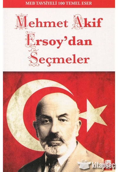 Mehmet Akif Ersoydan Seçmeler Ema Kitap 9786059561785