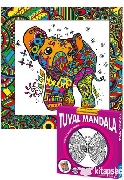 Tuval Mandala Fil Mnd 02 Kum Toys 86810490511727