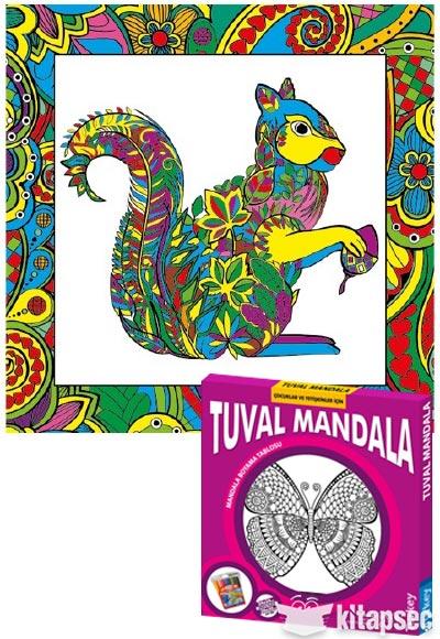 Tuval Mandala Sincap Mnd 12 Kum Toys 868104905117211