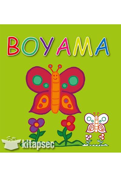 Boyama Kelebek Net Kitap Yayinlari 9786051243665