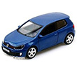 Rmz City Die Cast Volkswagen Golf Gti Mavi 554018 Rmz City