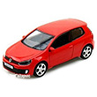 Rmz City Die Cast Volkswagen Golf Gti Kırmızı Rmz City