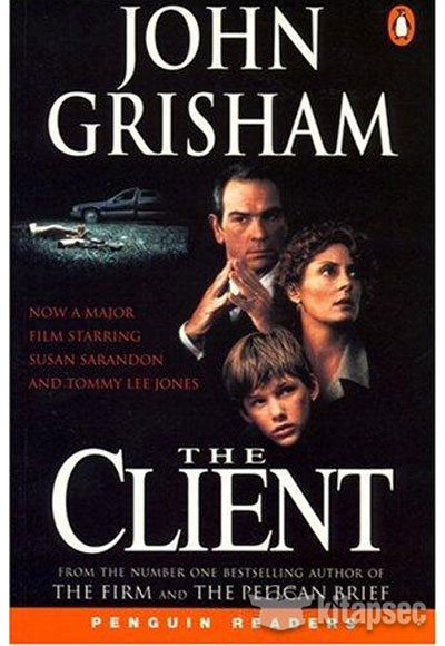 a focus on the main character in john grishams book the client
