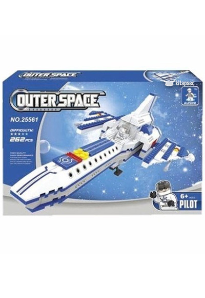 Lego Uzay Gemisi 262 Parça 25561 Ausini 8698568880480