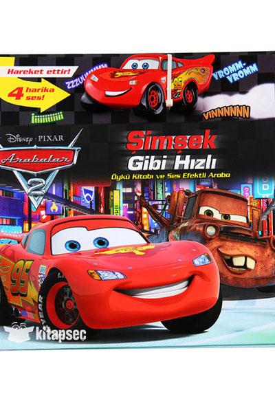 Arabalar 2 şimşek Gibi Hızlı Doğan Egmont