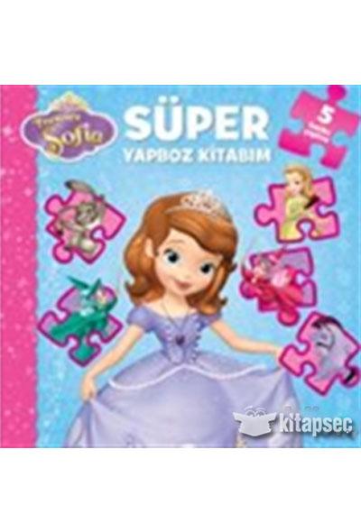 Prenses Sofia Super Yapboz Kitabim Dogan Egmont Yayincilik