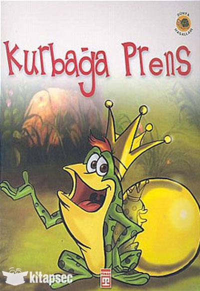 Kurbağa Prens Timaş Yayınları 9789752630338