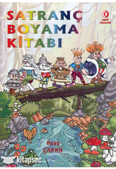 Satranc Boyama Kitabi Odtu Yayincilik 9789757064701