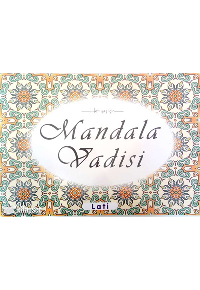 Her Yaş Için Mandala Vadisi Genç Grup Yayınları 8692489927422