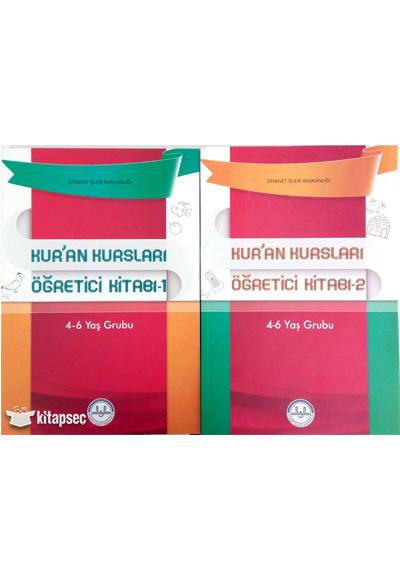 Kuran Kurslari Ogretici Kitaplari 1 2 Diyanet Isleri Baskanligi