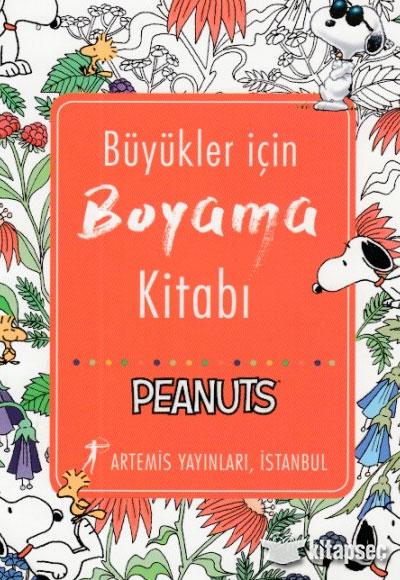 Buyukler Icin Boyama Kitabi Artemis Yayinlari 9786053042709