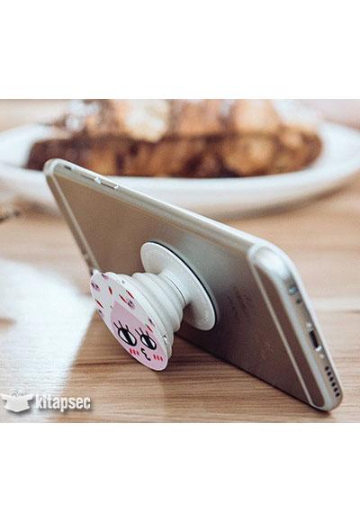 Telefon Ve Tablet Için Körüklü Parmak Tutucu Good Time 9786057000447
