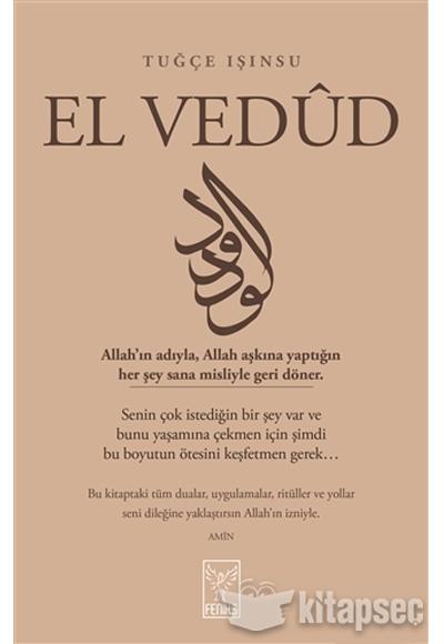 El Vedud Feniks Yayinlari 9786054726783
