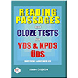 Reading Passages and Cloze Tests for YDS KPDS  ÜDS  Pelikan Yayınları