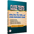 Cloze Tests For KPDS ÜDS YDS TOEFL and Other Proficiency Exams Pelikan Yayınları