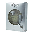 Equal Classic For Men EDT 75 Ml + Body Mist 150 Ml Erkek Parfüm Set