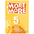 5.Sınıf More and More Test Book Kurmay ELT