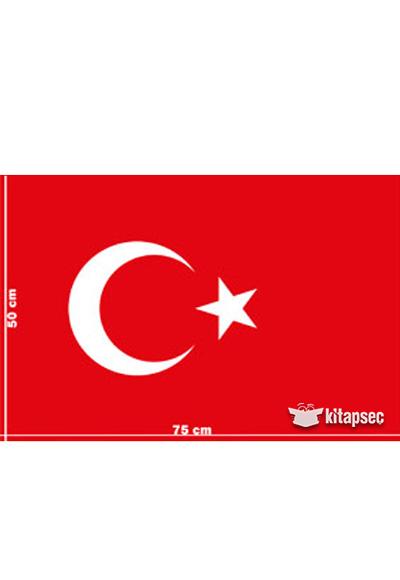 Türk Bayrağı Duvar Cam ürünü 7550 Kağıt Tahta 9000001001236