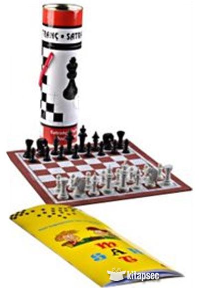 Satranç Oyunu Ve Kitabı Delta Kültür Yayınları 9789944216425