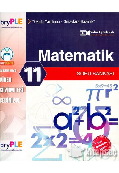11 Sinif Matematik Soru Bankasi Birey Yayinlari 9786058135420
