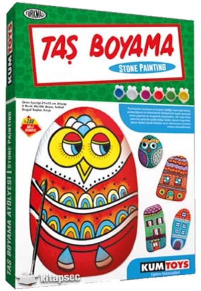 Taş Boyama Kum Toys 8681049053077