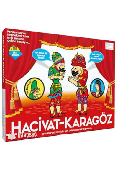 Hacivat Ve Karagöz Kum Toys 8681049053053