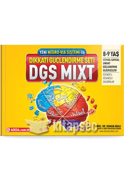 Dikkati Güçlendirme Seti Mixt 8 9 Yaş Adeda Yayınları 9786059705318