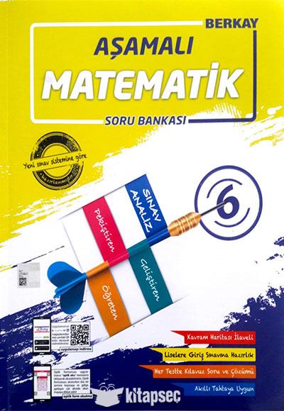 6 Sınıf Aşamalı Matematik Soru Bankası Kavram Haritası Hediyeli