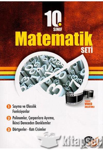 10 Sınıf Matematik Seti Yarı çap Yayınları 9786057997012