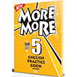 New More More English 5 Practice Book Dictionary Kurmay ELT