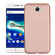 Izore General Mobile GM 6 Rose Gold Silikon Kapak Zore