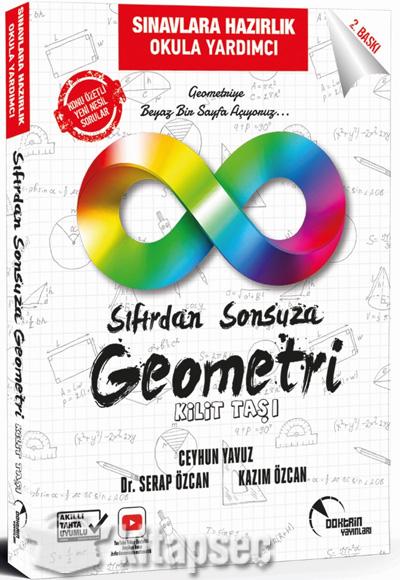 sıfırdan sonsuza kilittaşı geometri doktrin yayınları 9786059480291