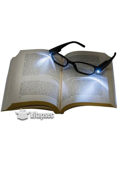 Led Işıklı Kitap Okuma Gözlüğü Yılmazlar 8685236523567