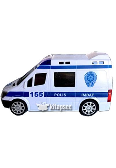 Kutulu Oyuncak Polis Arabasi Can Oyuncak 6920689118923